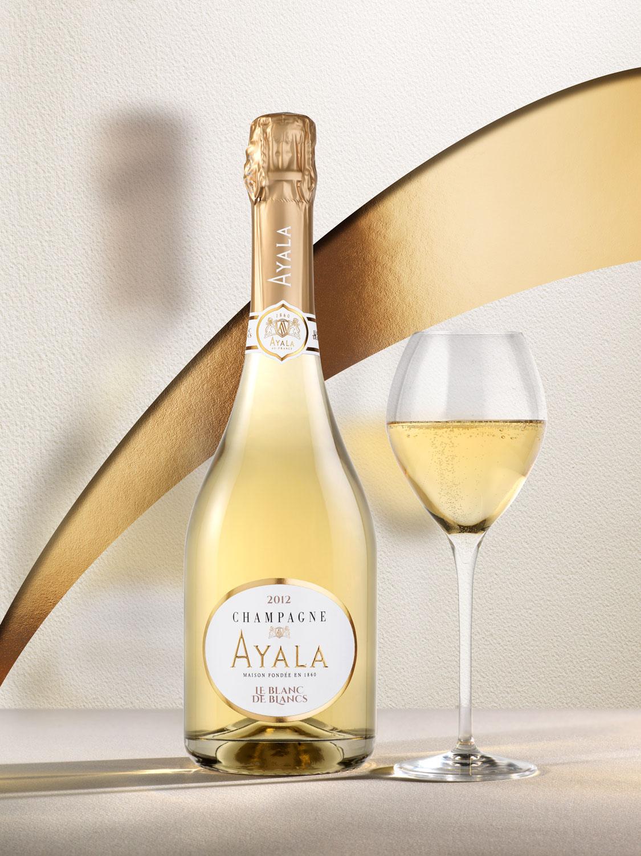 Champagne Ayala ©Olivier Placet