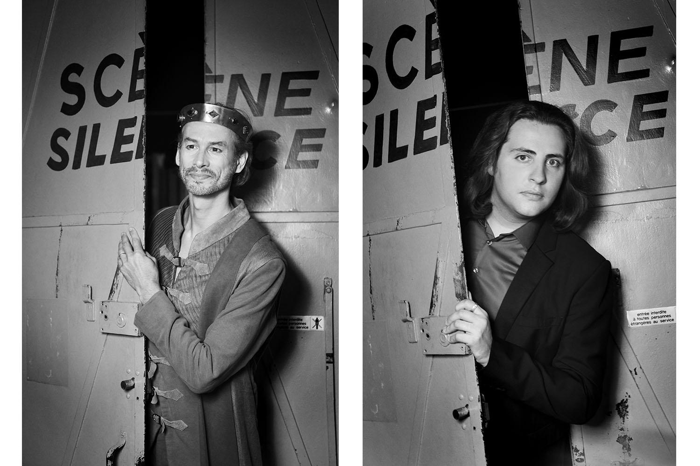 Bertrand Dazin Florian Sempey ©Olivier Placet