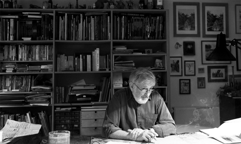 Jacques Tardi ©Olivier Placet