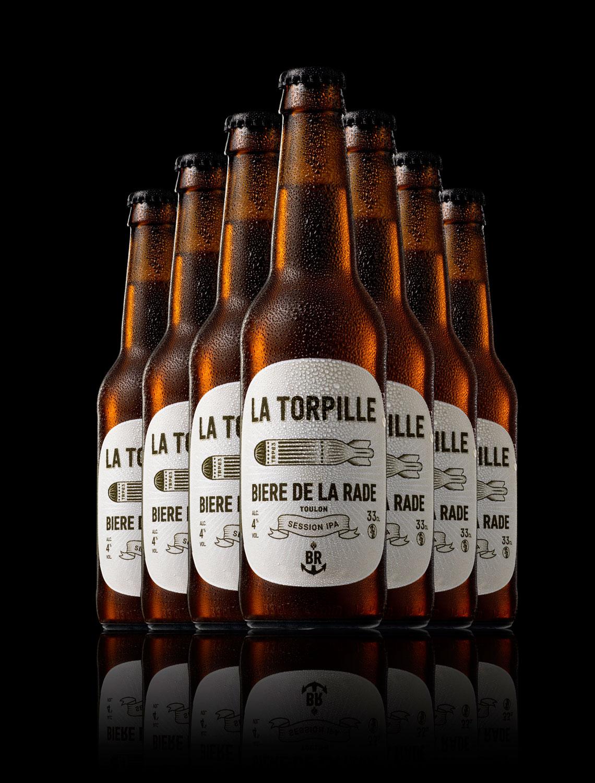 Biere de la Rade - La Torpille ©Olivier Placet