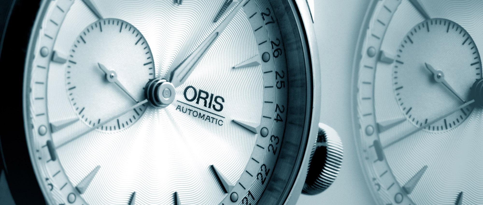 Montre Oris ©Olivier Placet