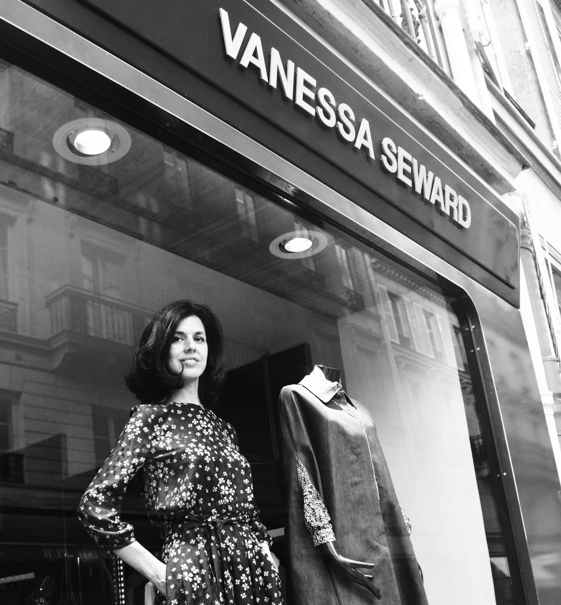 Vanessa Seward ©Olivier Placet