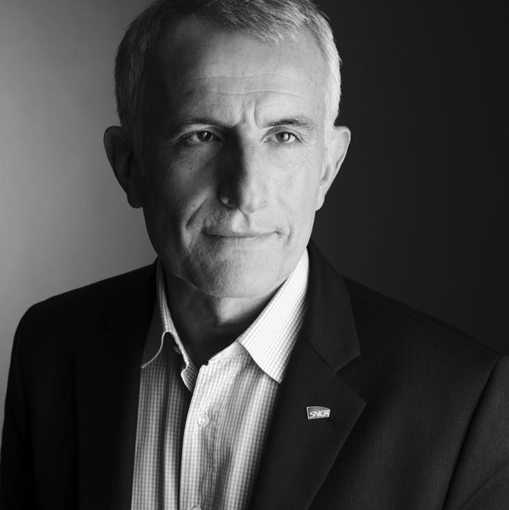Guillaume PEPY Président de la SNCF
