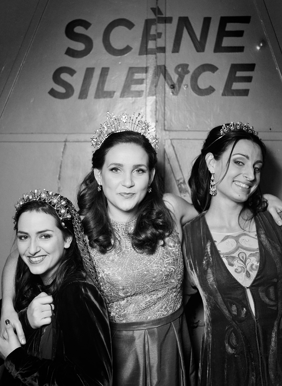 Olivia Doré,Chiara Skerath & Marie Kalinine
